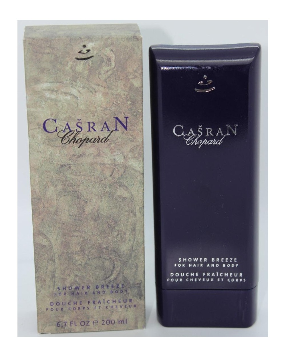 Chopard Casran Homme Shower Gel 200ml Sovrana Parfums