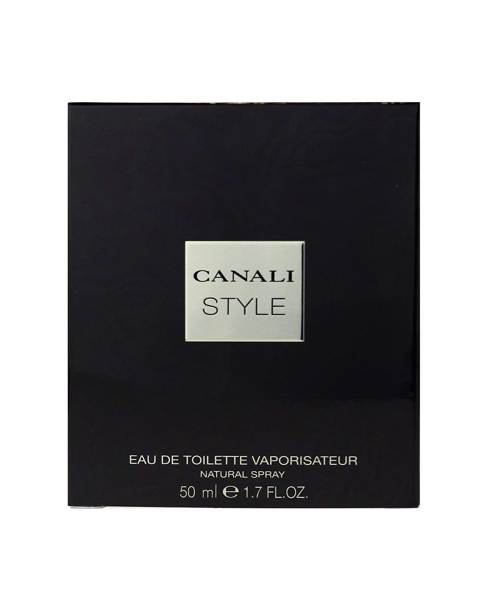 Canali Style Eau De Toilette 50ml - Sovrana Parfums