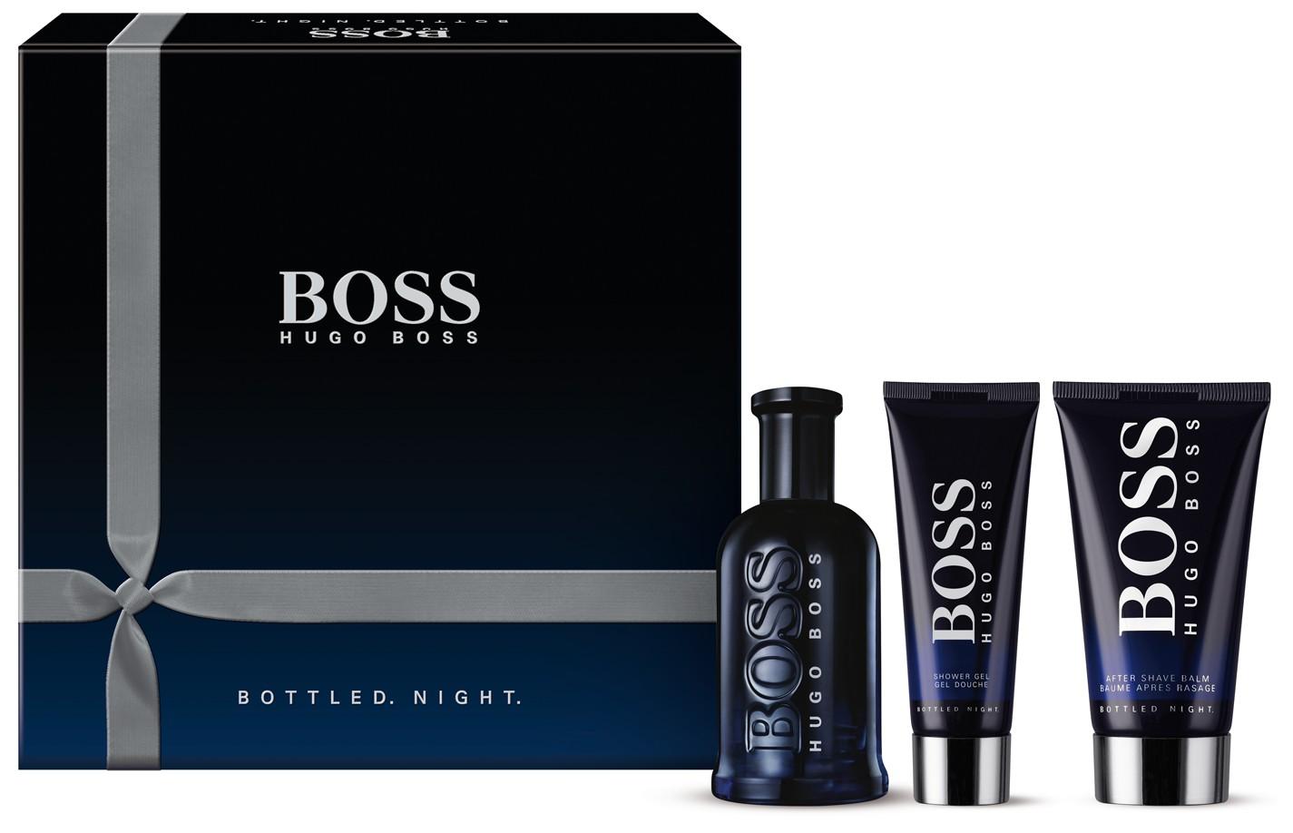 cc422c605 Hugo Boss Bottled Night Gift Box - Sovrana Parfums