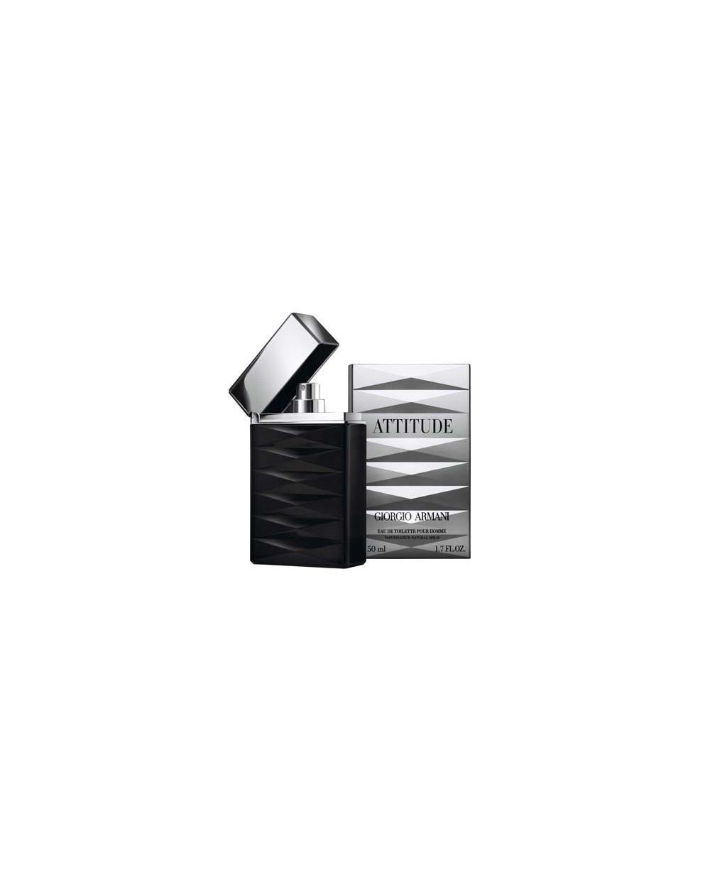 Armani Attitude Eau De Toilette 50ml Sovrana Parfums