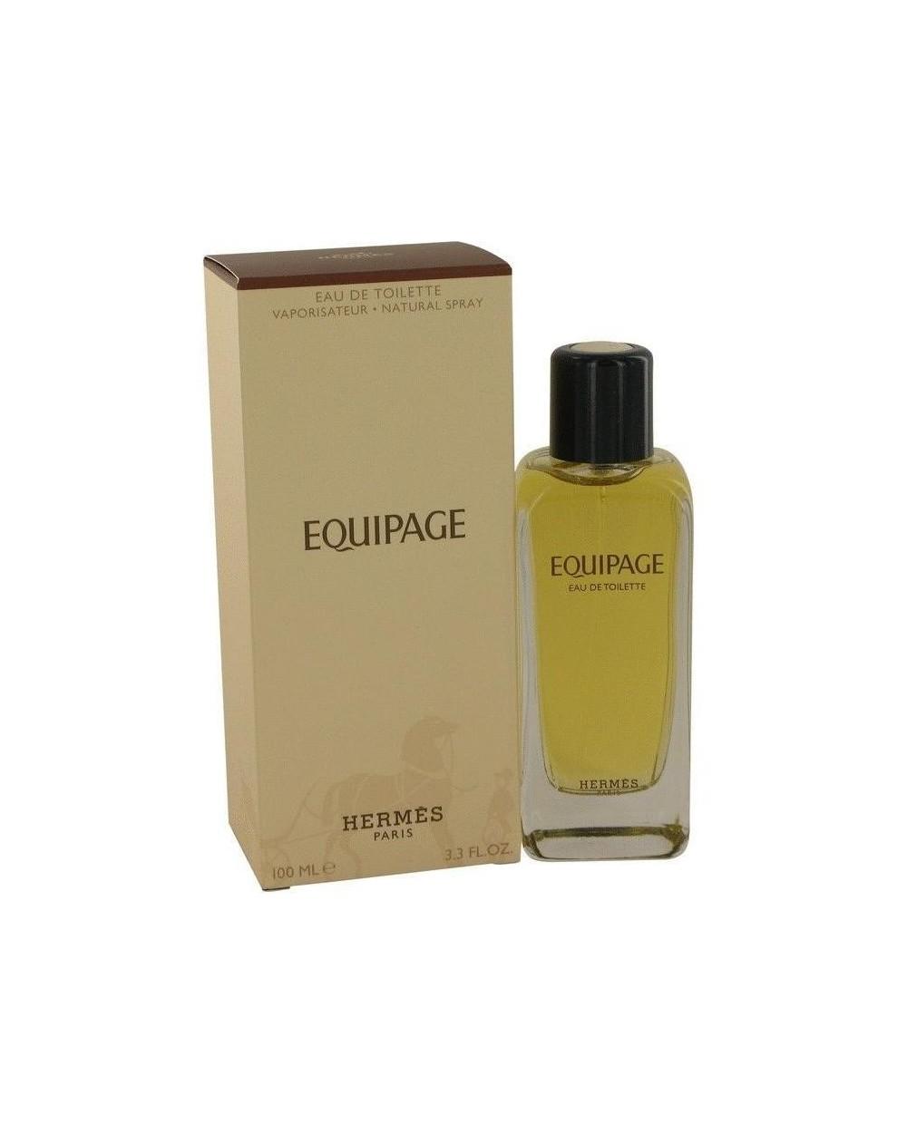 Hermes Equipage Eau De Toilette 100ml Sovrana Parfums