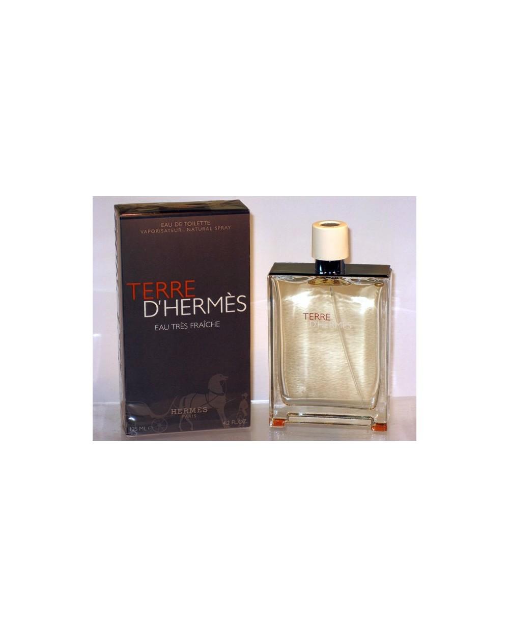 Terre Dhermes Eau Tres Fraiche Eau De Toilette 125ml Sovrana Parfums