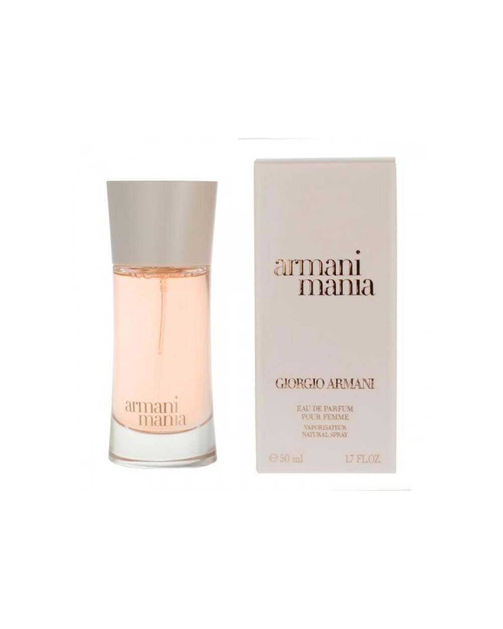 Armani Armani Mania Femme Eau De Parfum 50ml Sovrana Parfums