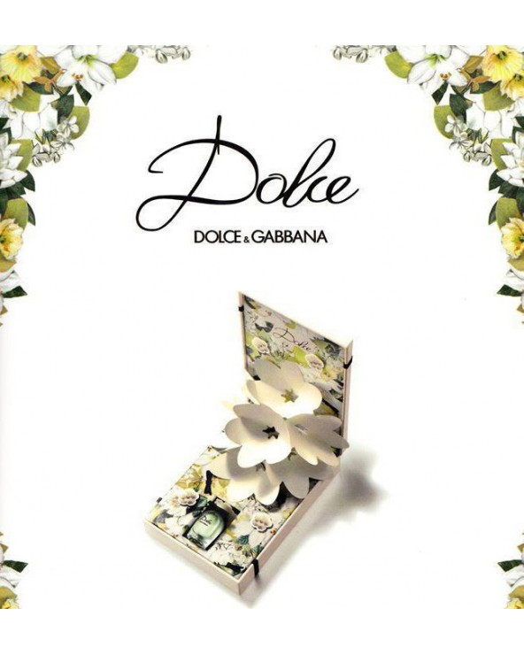 """D&G """"Dolce"""" ORIGAMI BOX LIMITED EDITION 5ml"""