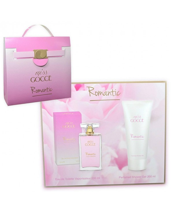 Miss Gocce Romantic Gift Set
