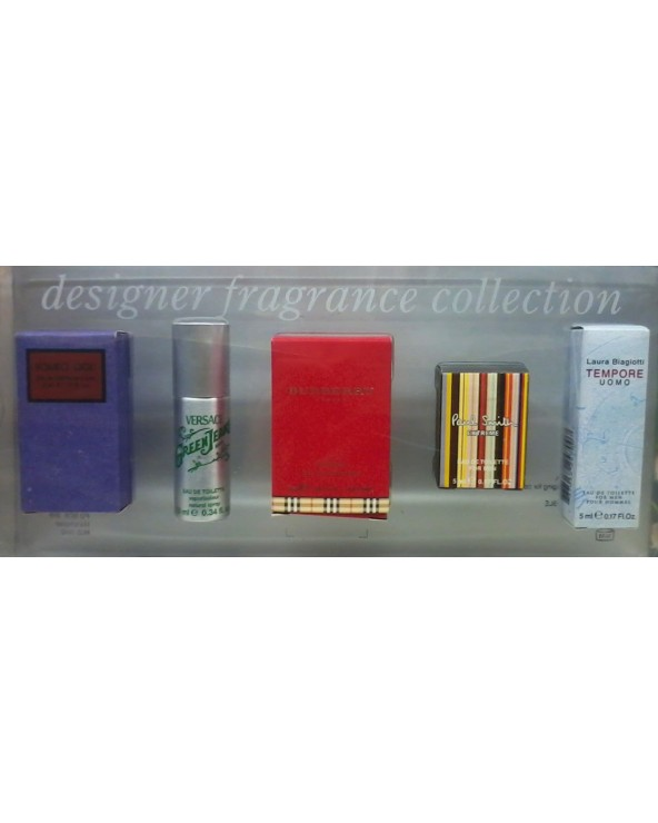 Man 5 MIGNON SET Paul Smith Claiborne Christian Lacroix