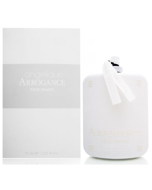Arrogance Angelique Pour Femme Voluptuous Body Mist 75ml LIMITED EDITION