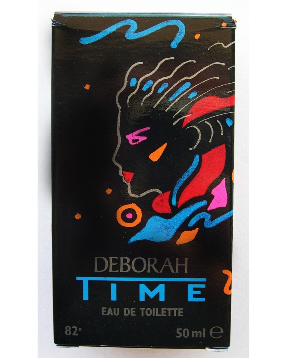 Deborah Time Eau De Toilette