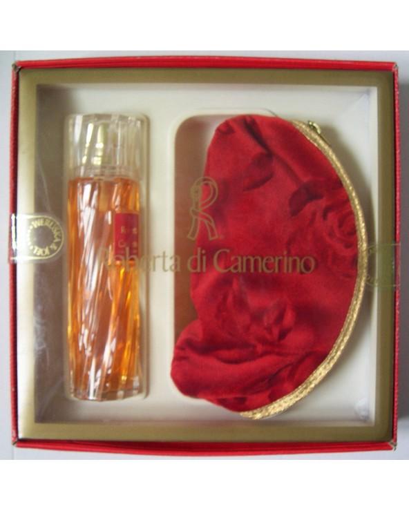 Roberta Di Camerino R Eau De Toilette 100ml Pochette Gift Set