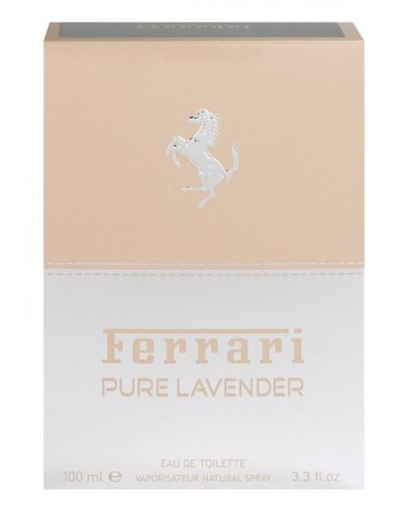 Ferrari Pure Lavender Eau De Toilette Unisex 100ml