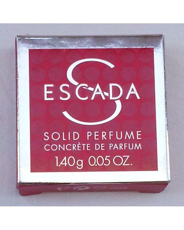Escada S Solid Perfume 1.40g