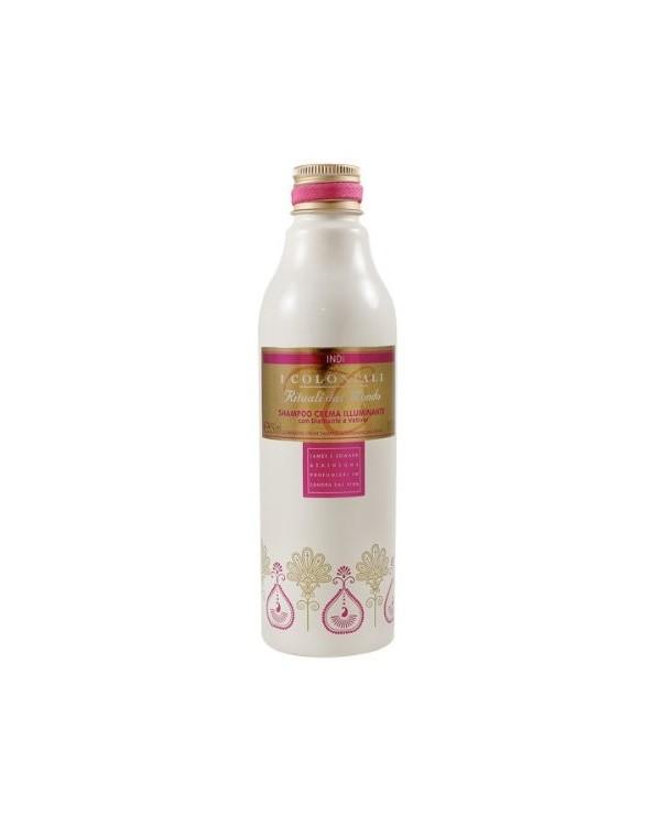 Atkinsons I Coloniali Indi Illuminating Cream Shampoo Diamond & Vetiver 250ml