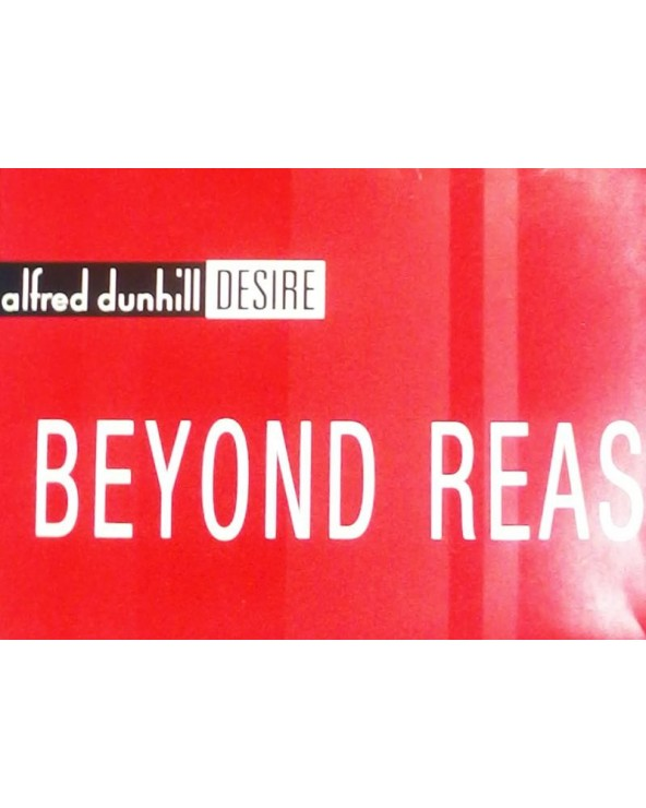 """Alfred Dunhill Desire """"Beyond Reason"""""""