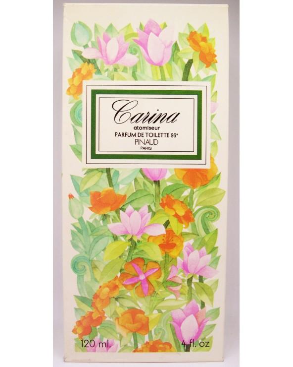 Pinaud Carina Parfum De Toilette 93° Atomiseur 120ml