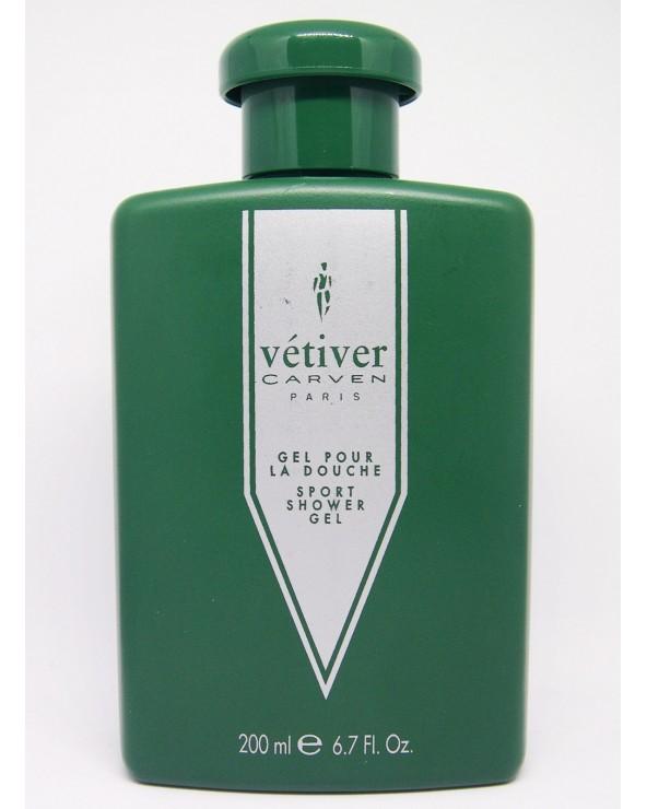 Carven Vétiver Sport Shower Gel 200ml