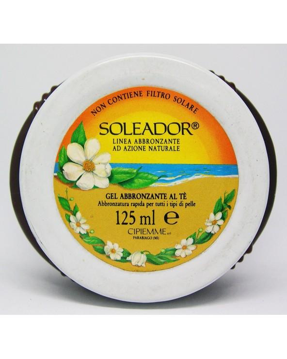 Soleador Tea Tanning Gel 125ml