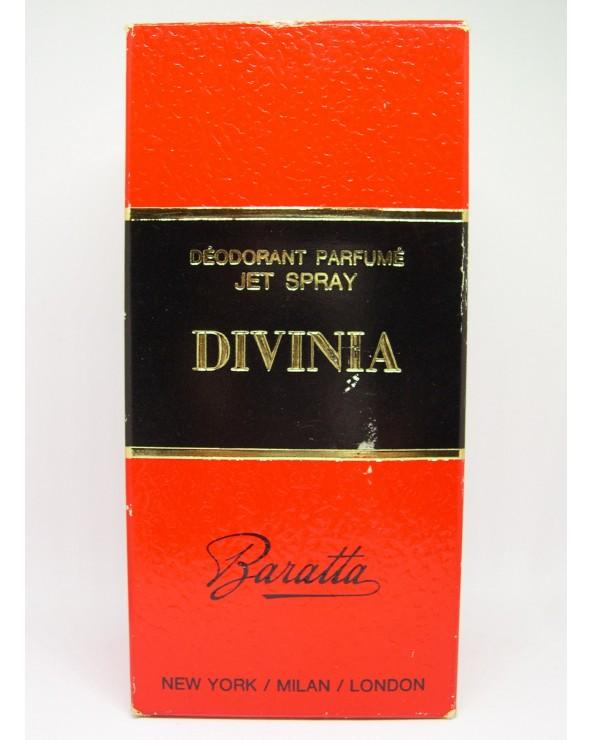 Baratta Divinia Déodorant Parfumé Jet Spray 60ml
