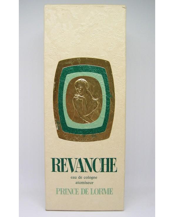 Prince De Lorme Revanche Eau De Cologne Atomiseur 60ml