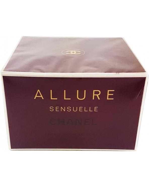 Chanel Allure Sensuelle Crème Pour Le Corps 200gr