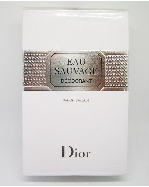 Dior Eau Sauvage Déodorant Vaporisateur 100ml