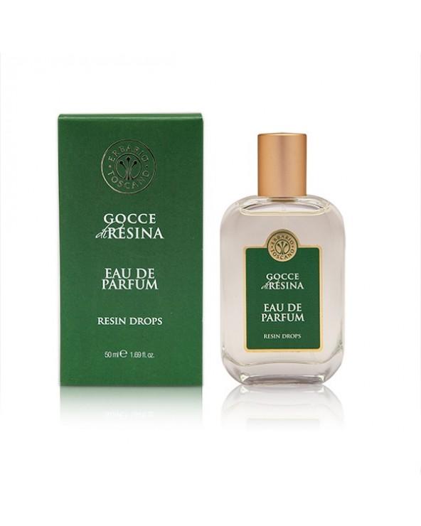 Erbario Toscano Eau De Parfum Resin Drops 50ml
