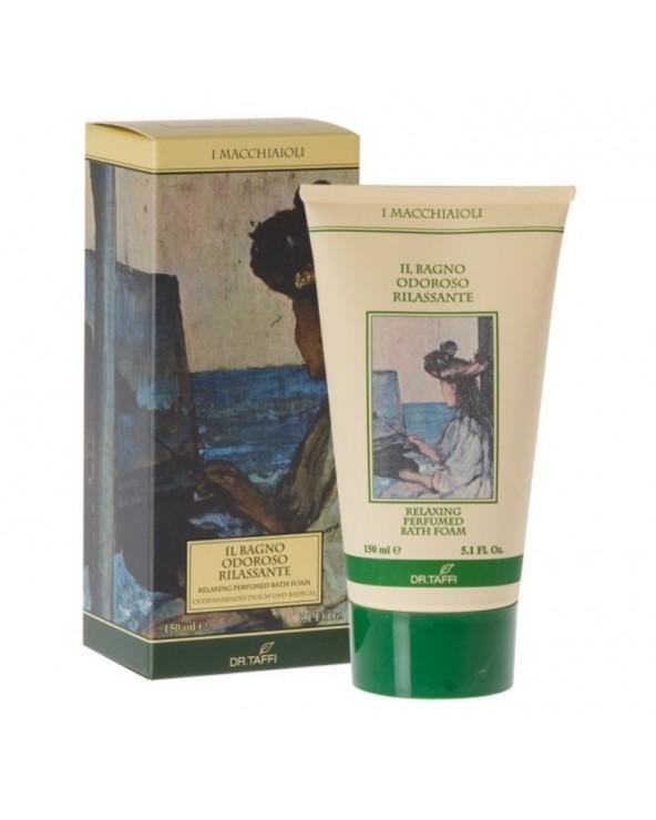 Dr. Taffi I Macchiaioli Relaxing Perfumed Bath Foam 150ml