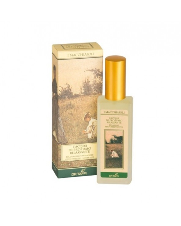 Dr. Taffi I Macchiaioli Relaxed Perfumed Water 50ml