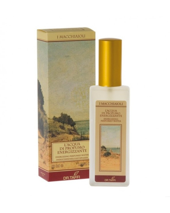Dr. Taffi I Macchiaioli Energizing Perfumed Water 50ml