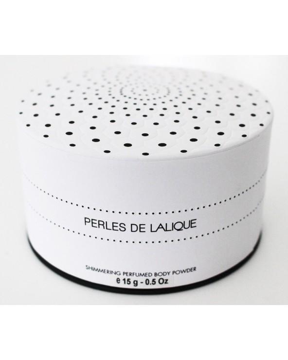 Lalique Perles de Lalique Shimmering Perfumed Body Powder 15gr