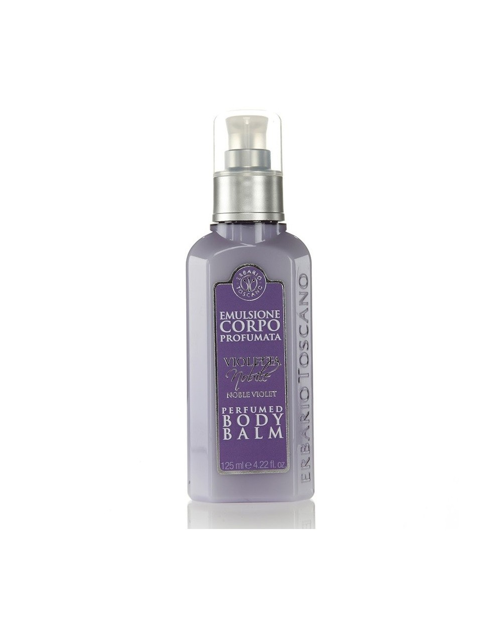 Erbario Toscano Noble Violet Perfumed Body Balm 125ml