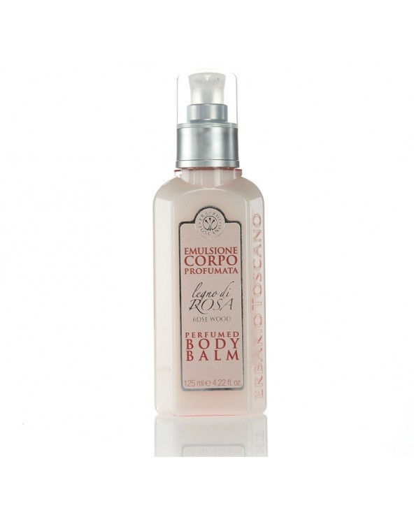 Erbario Toscano Rose Wood Perfumed Body Balm 125ml