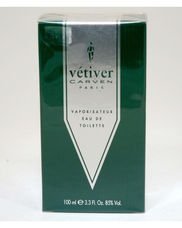 Carven Vétiver Eau De Toilette Vintage 100ml
