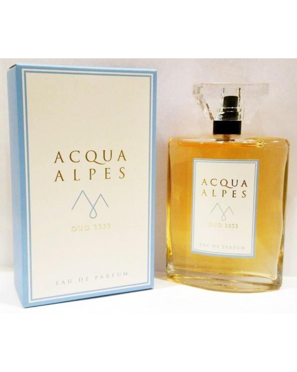 Acqua Alpes Oud 3333 Eau De Parfum 100ml
