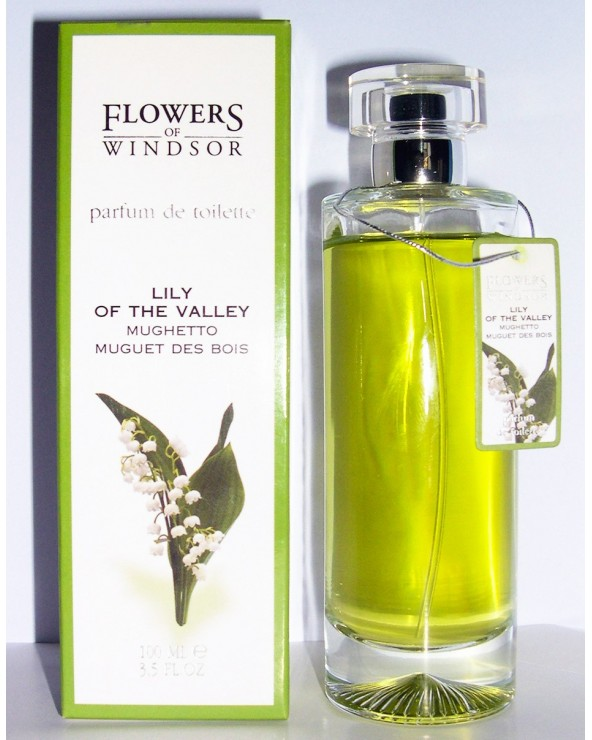 Flowers Of Windsor Lily Of The Valley Parfum De Toilette 100ml