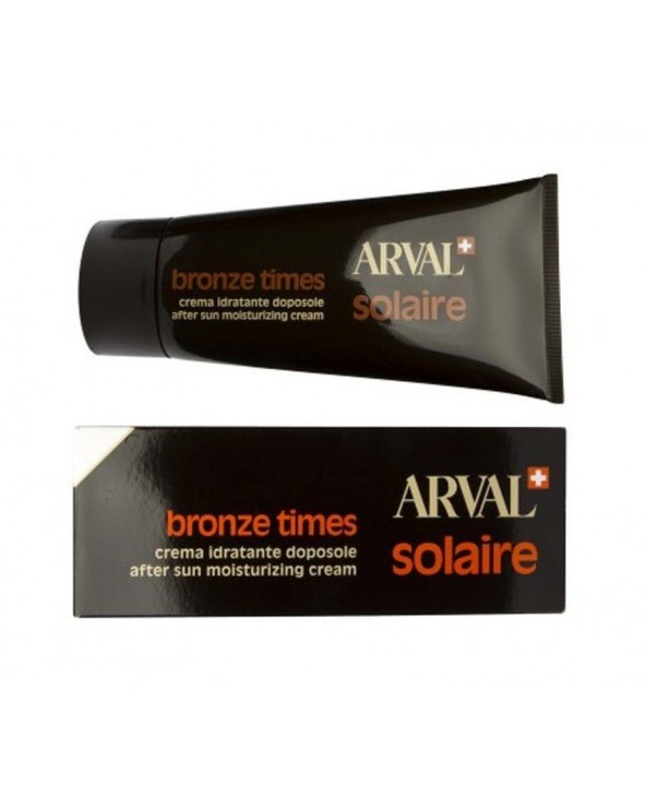 Arval Solaire Bronze Times After Sun Moisturizing Cream 150ml