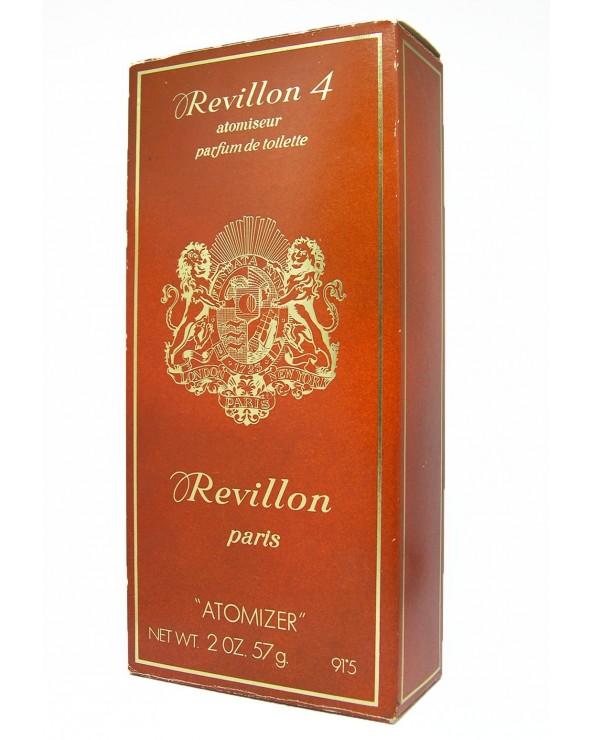 Revillon 4 Parfum De Toilette Ato 57ml