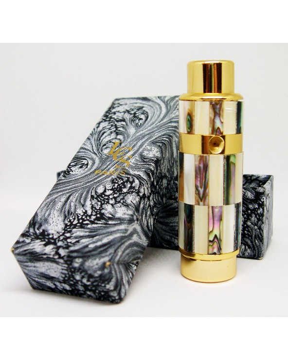 Lcs Paris Handbag Refillable Perfume Spray Holder
