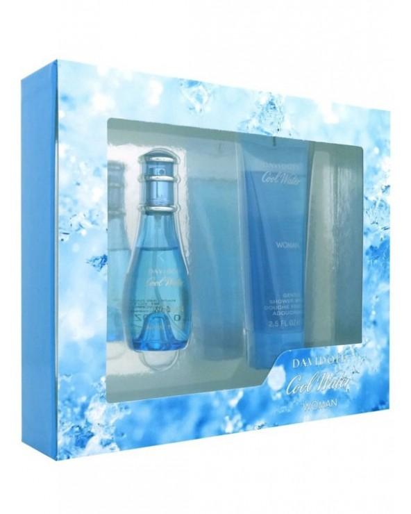 Davidoff Cool Water Woman Gift Box