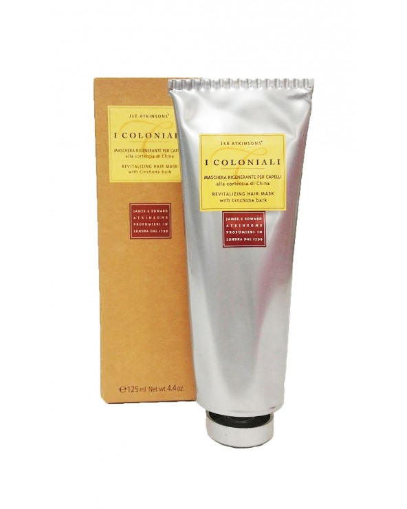 Atkinsons I Coloniali Revitalizing Hair Mask with Chincona Bark 125ml
