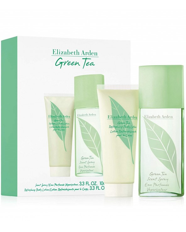 Elizabeth Arden Green Tea Gift Set Parfum + Body Lotion