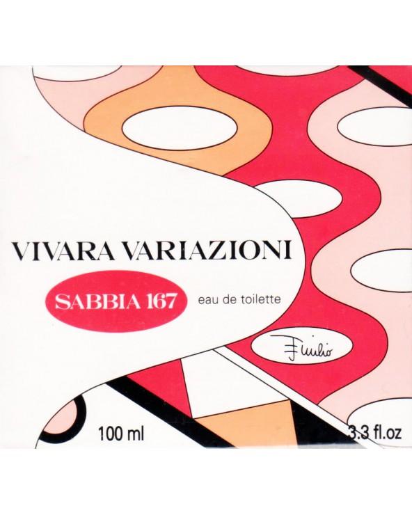 Emilio Pucci Vivara Variazioni Sabbia 167 Eau De Toilette 100ml