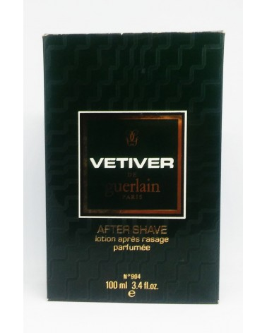 Guerlain Vetiver After Shave 100ml Limited N.904