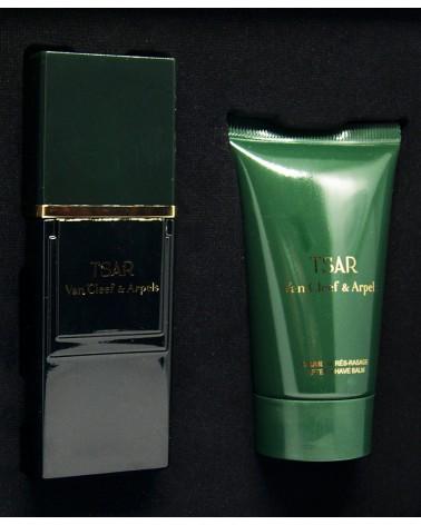 Van Cleef & Arpels Tsar Gift Set Edt + After Shave