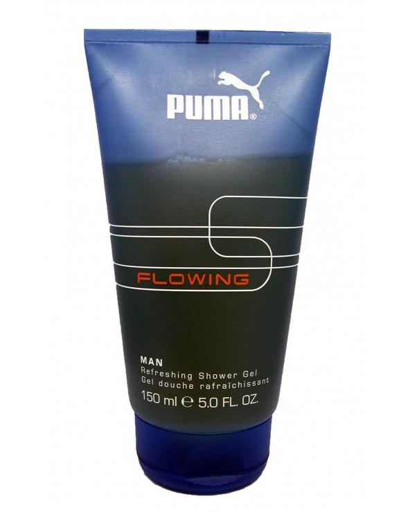Puma Flowing Man Refreshing Gel Douche Rafraîchissant 150ml