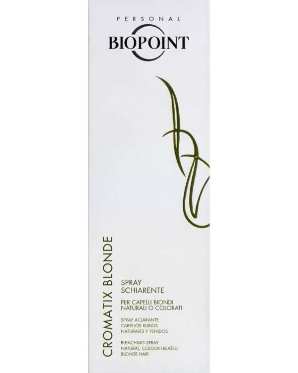 Biopoint Cromatix Blonde Reaching Spray 150ml
