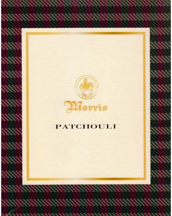 Morris Patchouli Gift Set Eau De Toilette + Shower Gel + Necessaire