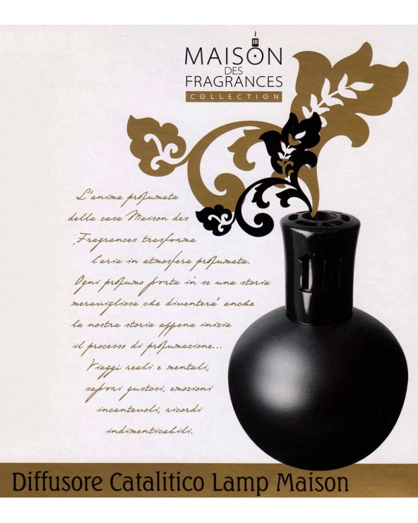 Maison des Fragrances Catalytic Diffuser Lamp Maison + 2 Fragrance