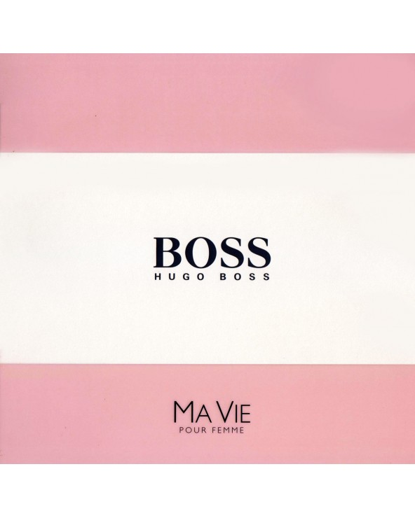 Hugo Boss Ma Vie Pour Femme Confezione Regalo Eau De Parfum Body Lotion