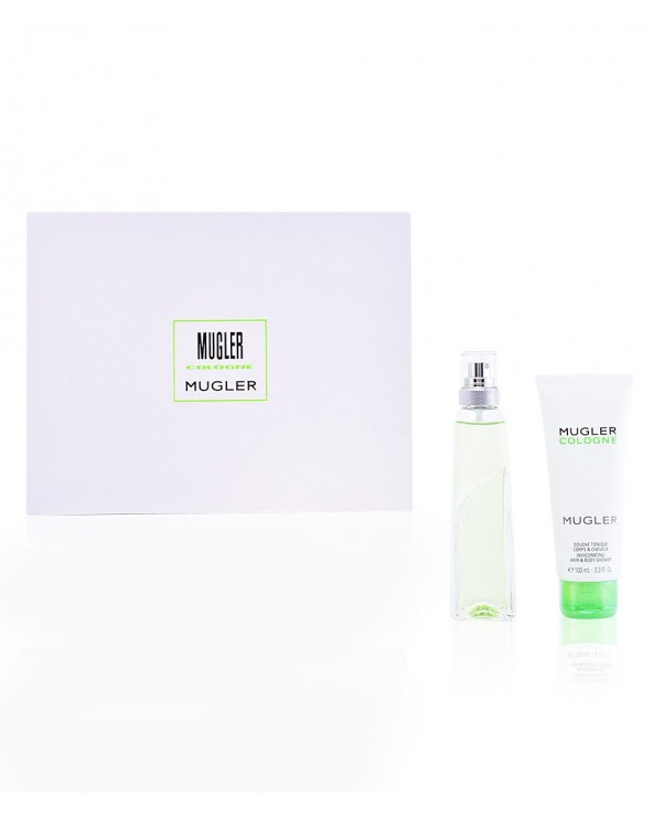 Thierry Mugler Cologne Gift Set Eau De Toilette + Hair & Body Shower
