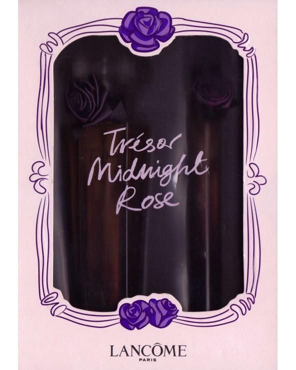 Lancome Tresor Midnight Rose Confezione Regalo Eau De Parfum + Vapo Sac